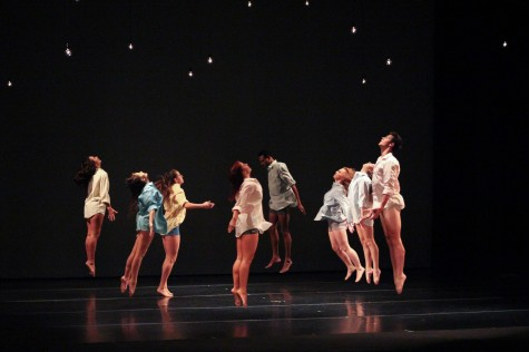 Dancers Receive Audible Accolades