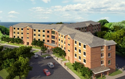 """Dolphin Residence Hall to """"Create New Era of Campus Life"""""""