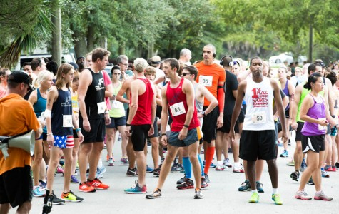 Run for the Arts dashes through Riverside