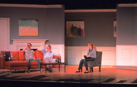 "Alum takes the stage in production of ""Seminar"""