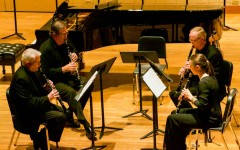 Clarinet Day Musicians Sharpen Their Skills