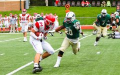 JU football falls to Dayton
