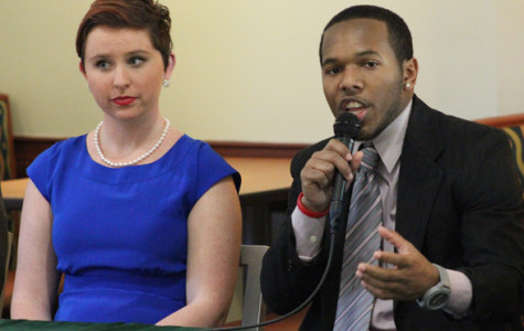 JUSA candidates address student concerns as officer elections approach