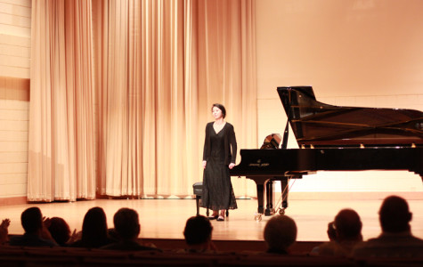 The seventh annual piano studio class recital took place Mar. 2 in Terry Concert Hall.