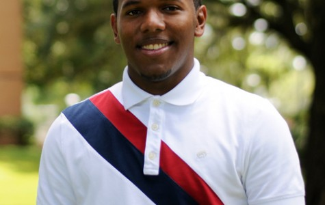 Keith Taylor Jr. '15, President of JU Student Alliance