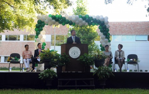 College of Health Sciences Ribbon Cutting Ceremony Draws Hundreds of Supporters