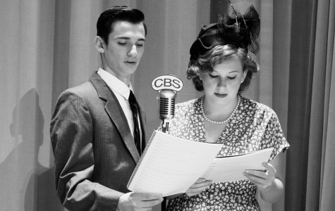 "From Old-Time Airwaves to Terry Concert Hall, ""The 39 Steps"" Radio Play Opens Friday Oct. 3"