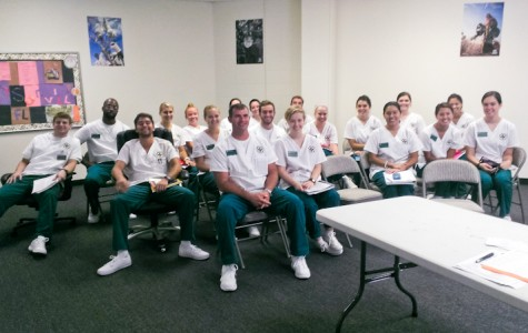 Service Learning: From the Eyes of a Nursing Student