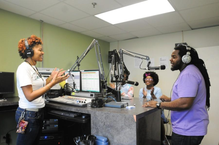 A Time to Be Heard: JU Dolphin Radio Cares