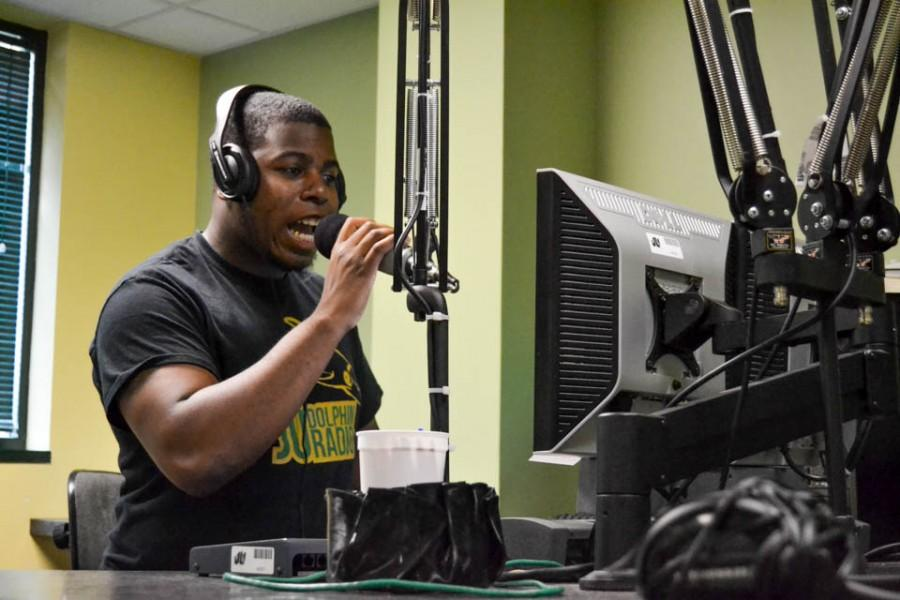 Dolphin Radio revamps room and station
