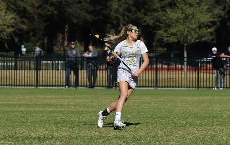 Women's lacrosse takes on Towson