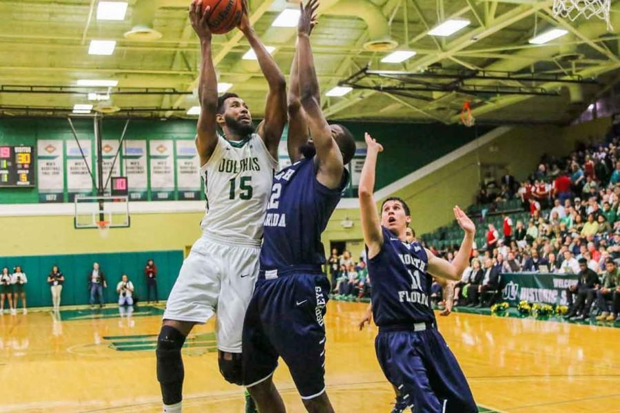 JU men's basketball loses to UNF by one point