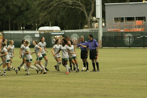 Women's Soccer VS. STETSON: September 23, 2018 – 1 to 0