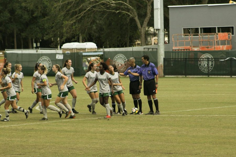 Women's Soccer VS. STETSON: September 23, 2018 - 1 to 0