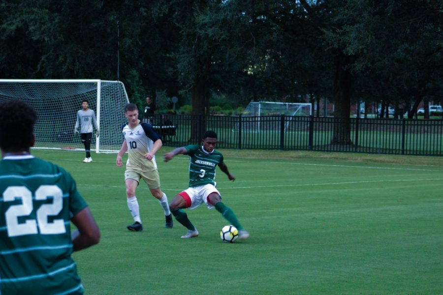 Men's Soccer VS. GEORGIA SOUTHERN: September 15, 2018 - 3 to 5