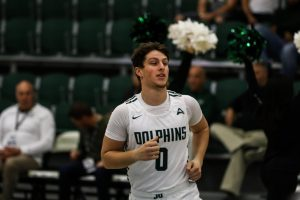 Tanner Rubio: 'The small guy who shoots a lot of threes'