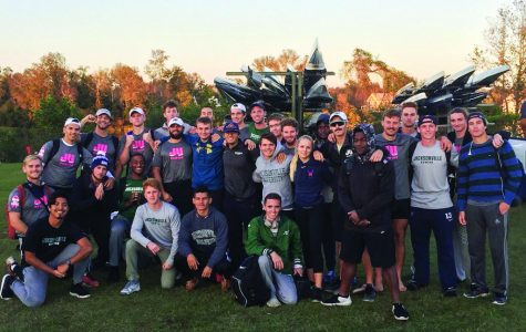 Men's rowing team achieve highest GPA in the programs history