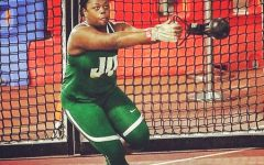 Athlete of the Month: Sade Meeks