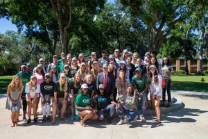 Campus Connection 838: A liaison between students and God