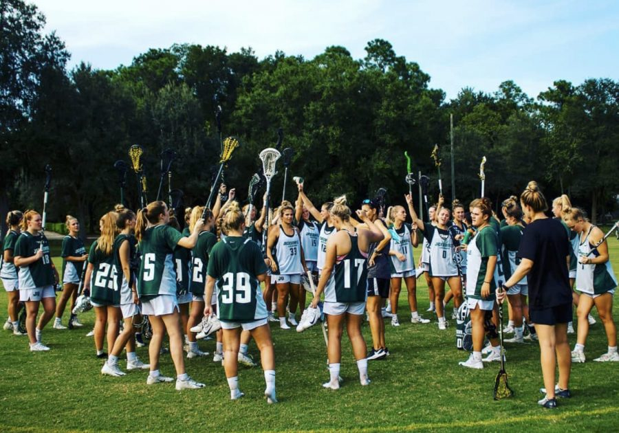 The Highs and Lows of Lacrosse During A Global Pandemic